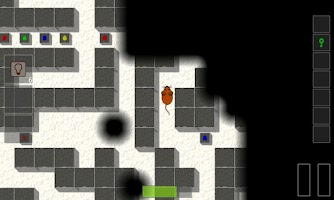 Screenshot of The Mouse Labyrinth