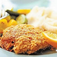Original Weight Watchers Orange Crumbed Baked Chicken