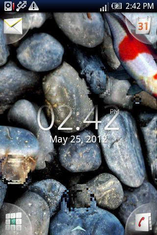 【免費個人化App】魔法的錦鯉波動觸摸HD-APP點子