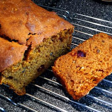 Purfect Pumpkin Bread