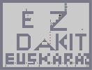Thumbnail of the map 'EzDakitEuskaraz tribute'