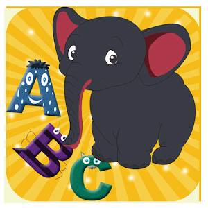 ABC for kids,animated alphabet