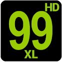 BN Pro ArialXL HD Text icon