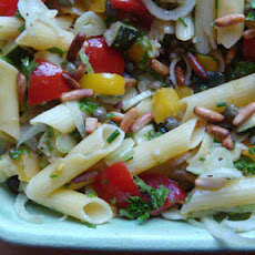 Gluten Free Fennel And Caper Pasta Salad