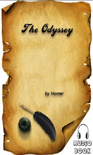 The Odyssey Audio Book - screenshot