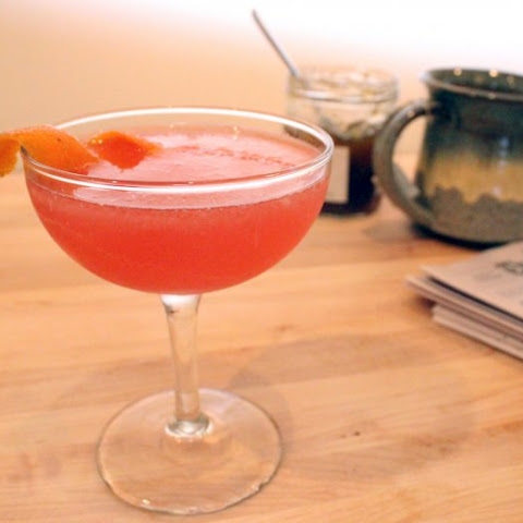 Orange Marmalade Cocktail