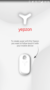 Yepzon App - screenshot