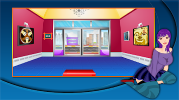 Screenshot of Art Gallery Escape