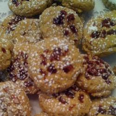 Pumpkin Cookies IV
