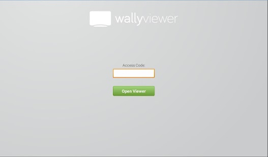 Wally Viewer - screenshot