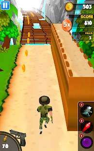 Wild Run : A Hunting Game - screenshot