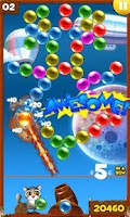 Screenshot of Bubble Dash: Bubble Shooter