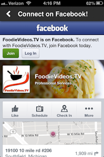 FoodieVideos.TV - screenshot