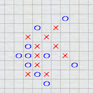 Five in a Row - Gomoku