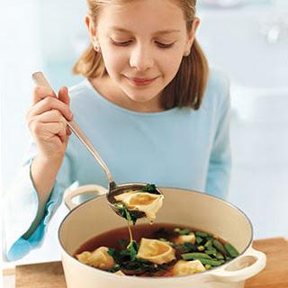Shrimp Dumpling Soup Recipes