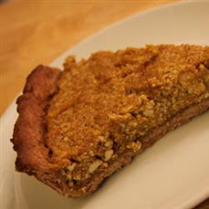 Kabocha Squash Pie (Japanese Pumpkin Pie)