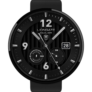 Equalizer watchface by Liongat