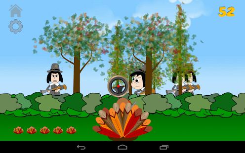 Turkeys Revenge Free - screenshot