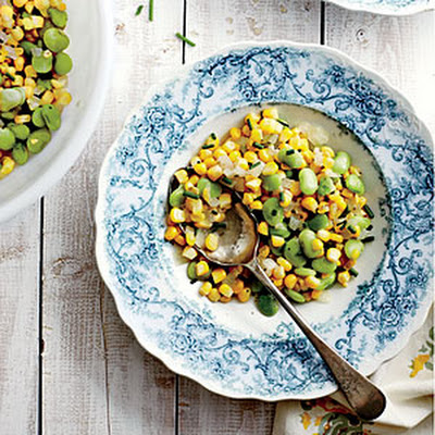 Old-Fashioned Succotash