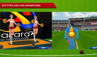 Screenshot of Cricket Challenge UBL