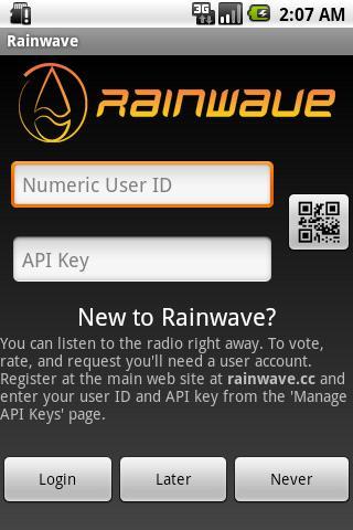 Rainwave