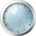 Golf Clock Widget icon