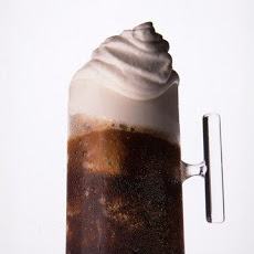 Frozen Frangelico Coffee with Cream