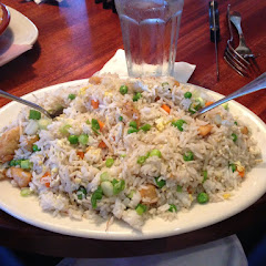 Large Servings. $8.50 Fried Rice