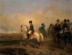 RIJKS: Horace Vernet: painting 1850