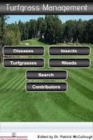 Screenshot of Turfgrass Management - Lite