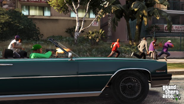 Report: GTA V PC version does exist