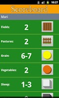 Screenshot of Agricola Score Calculator