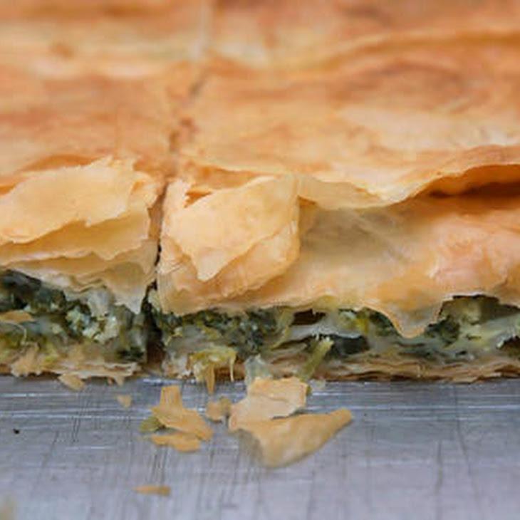 Baba Luba's Banitsa (Spinach Pie) Recipe | Yummly