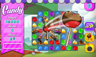 Screenshot of Candy