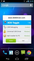 Screenshot of ADB Toggle