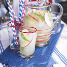 Ginger, Apple & Vanilla Punch