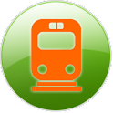 Ireland Train Times icon