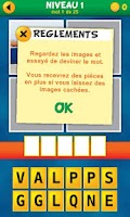 Screenshot of 4 Images 1 Mot:Quel est le mot