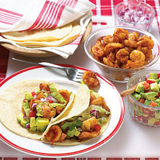 Shrimp Avocado Tacos Recipes
