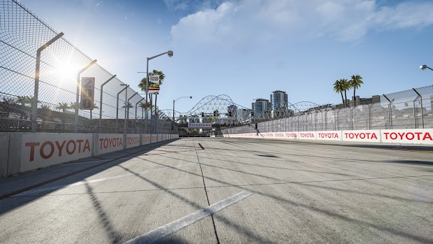 Forza Motorsport 5 to receive the Long Beach circuit tomorrow