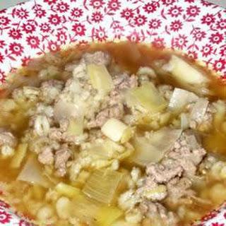 Turkey Leek Soup Recipes