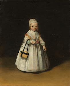 RIJKS: Gerard ter Borch (II): Helena van der Schalcke 1648