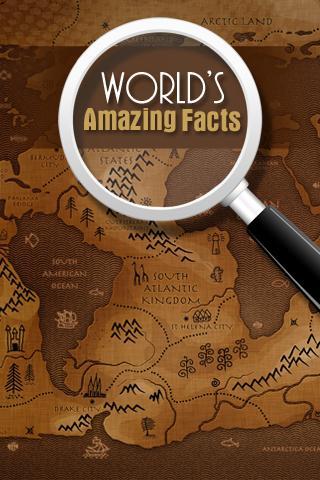 World's Amazing Facts