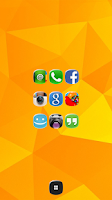 Screenshot of Shina Icons (Apex Nova ADW Go)