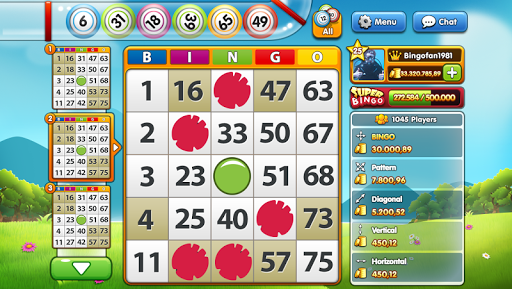 Bingo by GamePoint - screenshot
