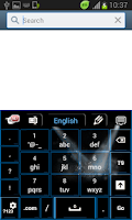 Screenshot of Famous Keyboard