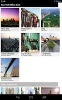Screenshot of New York Offline Travel Guide