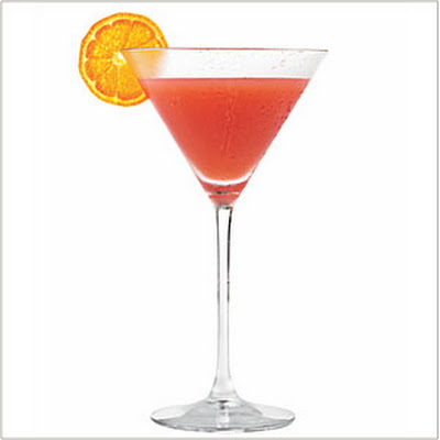 Satsuma Vodka-tini