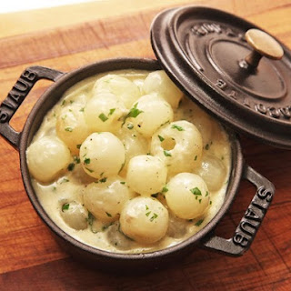 Creamed Pearl Onions Recipes