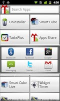 Screenshot of Apps Share